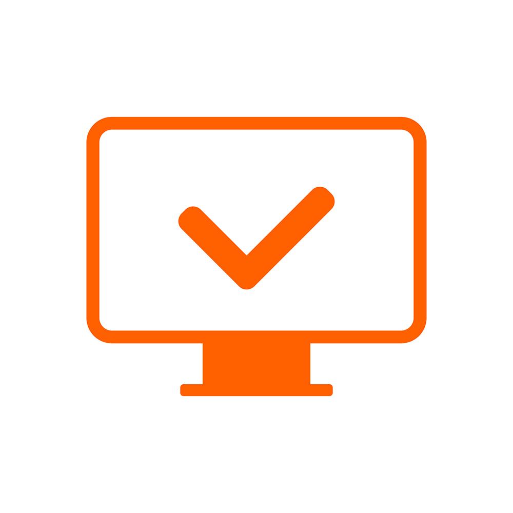 monitor check
